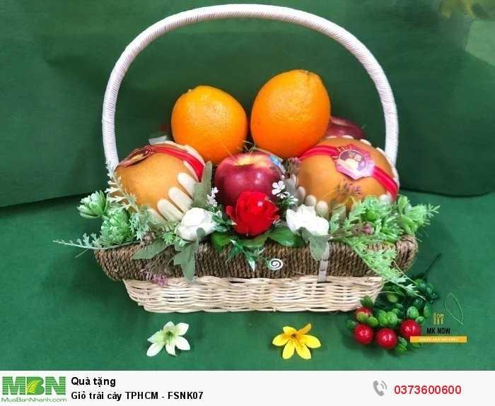 Giỏ trái cây nhập khẩu - FSNK071