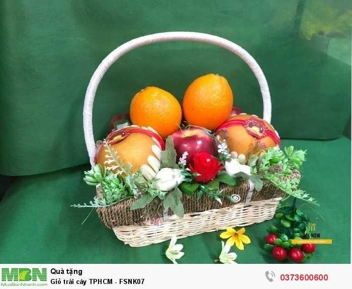 Shop bán giỏ trái cây tươi nhập - FSNK074