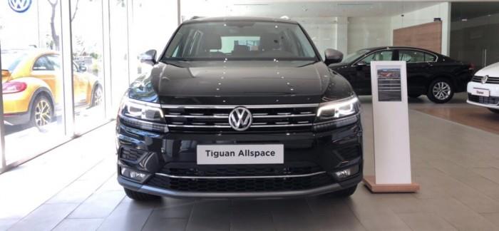 VW Tiguan Allspace 2019- Mẫu SUV 7 chỗ cho gia đình