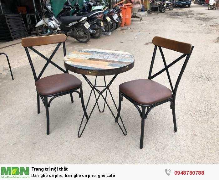 Bàn ghế cà phê, ban ghe ca phe, ghế cafe0