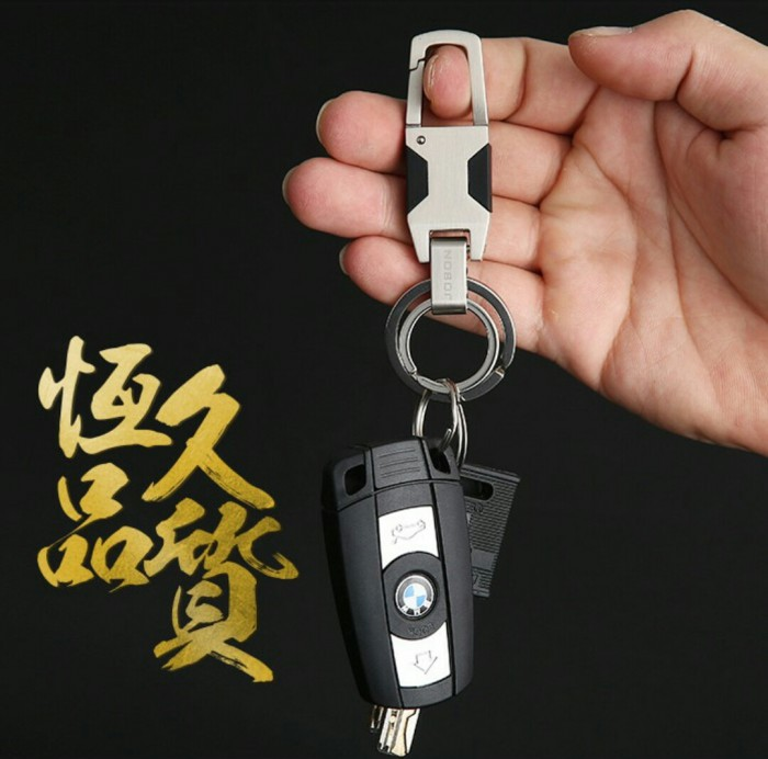 Móc Khóa Xe Hơi Jobon Business Car Cao Cấp (Siêu Hot) 8