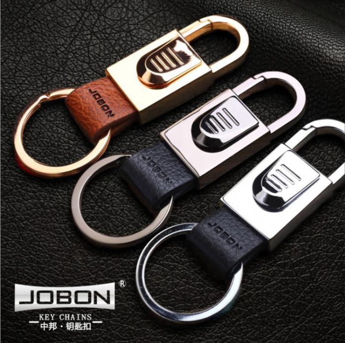 Móc Khóa Xe Hơi Jobon Car Key Chain Cao Cấp (Hot) 6