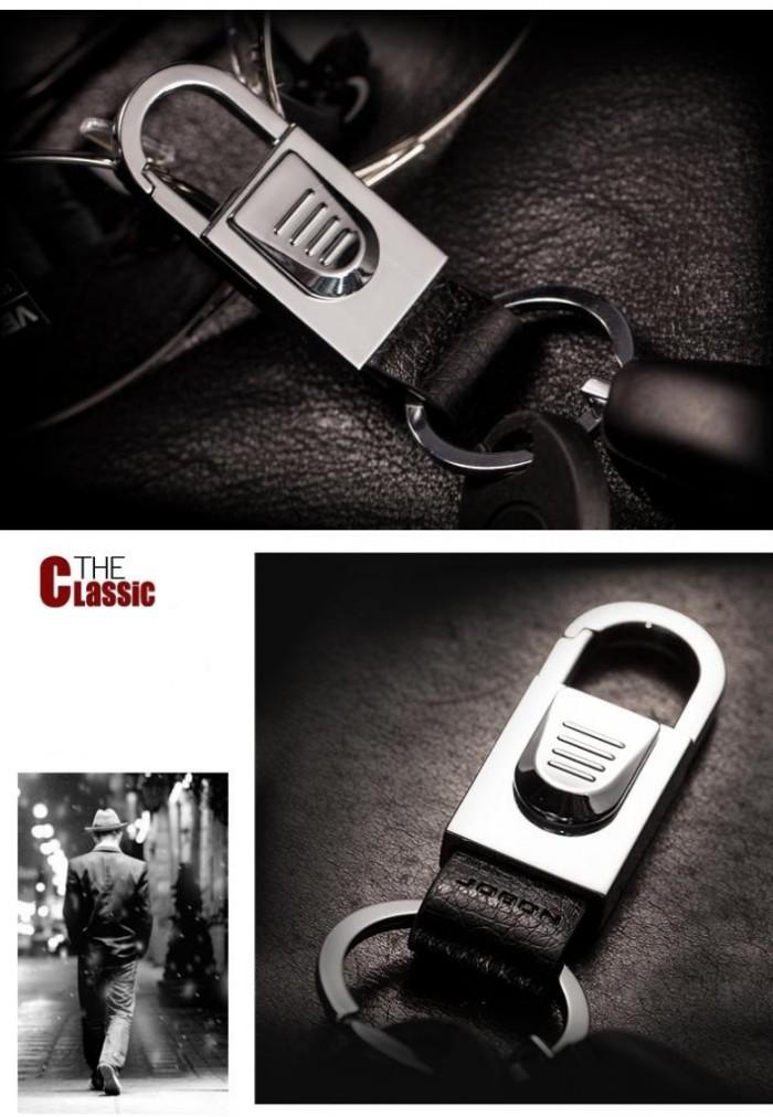 Móc Khóa Xe Hơi Jobon Car Key Chain Cao Cấp (Hot) 1