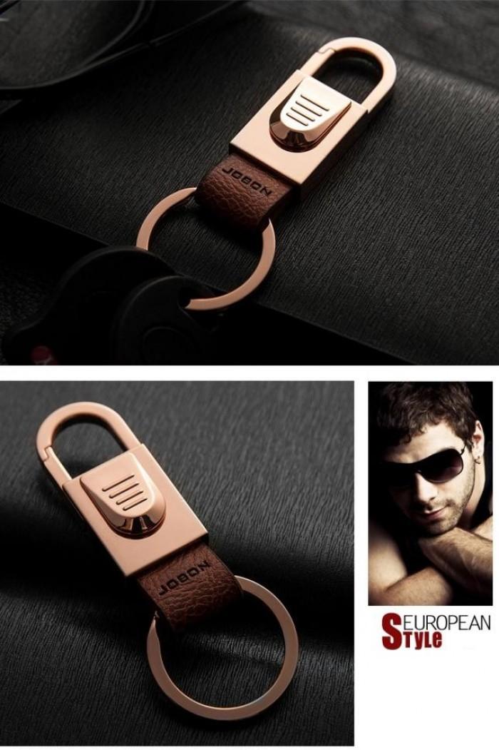 Móc Khóa Xe Hơi Jobon Car Key Chain Cao Cấp (Hot) 0