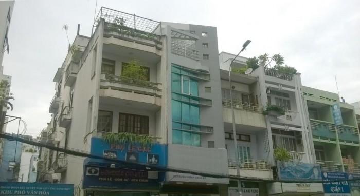 Chính chủ bán nhà MT 604/15 Điện Biên Phủ, BT, 80m