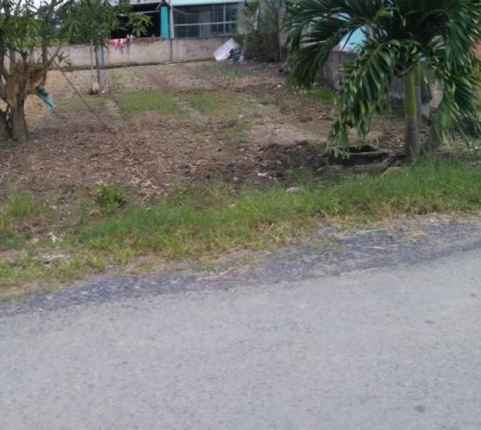 Bán đất full thổ cư 198m2 (Ngang 5,5m), đường Đinh Đức Thiện, Bình Chánh.