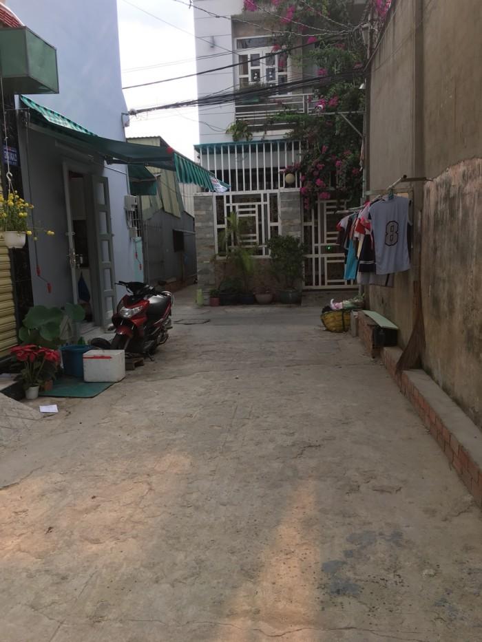 Bán gấp nhà 3 lầu Bình Long-Aeon Tân Phú