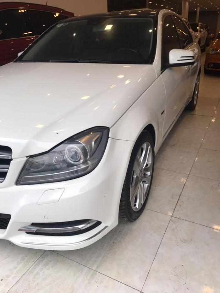 Mercedes C200 2012