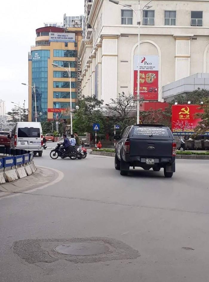 Bán Nhà 2 Mặt Phố Minh Khai, 112m2 X 4 Tầng, Mặt Tiền 8m