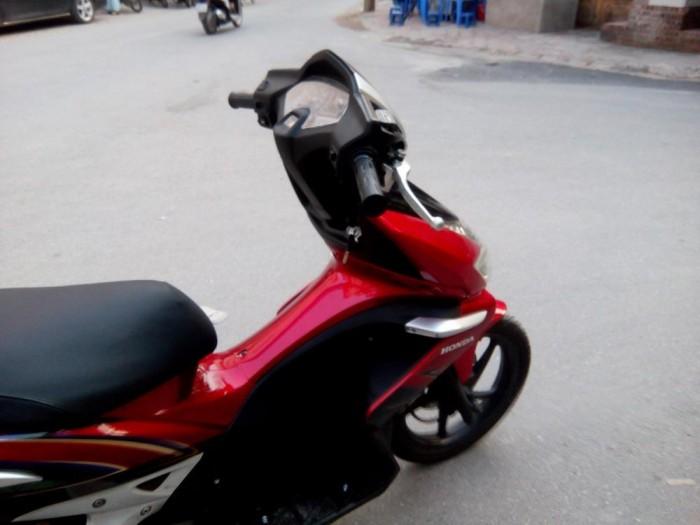 Chính chủ cần bán xe airblade đỏ đen 2