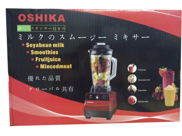 Máy xay sinh tố công nghiệp Nhật Bản Oshika HD-03 công suất 2500W chính hãng bảo hành 2 năm3