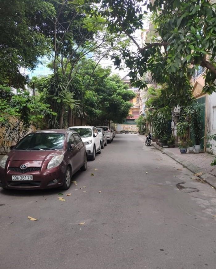 Bán nhà riêng phân lô ô tô vào nhà khu Tô Hiệu - Trần Tử Bình, Cầu Giấy, 45m2 x 5 tầng