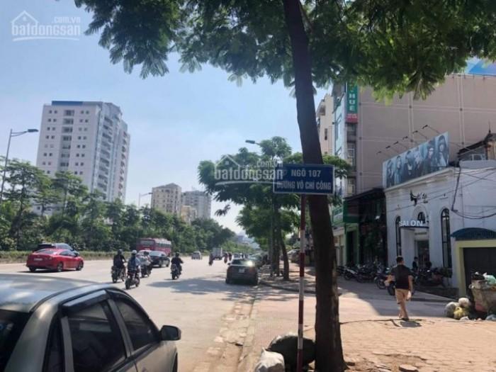 ĐẸP nhà+đất MẶT PHỐ lô góc, mặt tiền 22m, 121m2 NguyỄN Hoàng Tôn , Võ Chí Công, Tây Hồ