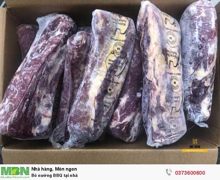 Thịt bò nướng BBQ được chọn là bò Úc nhập khẩu3