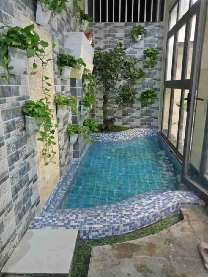 Bán biệt thự KDC nam Long, Phú Thuận, 8x21,5m , Trệt, 3 lầu