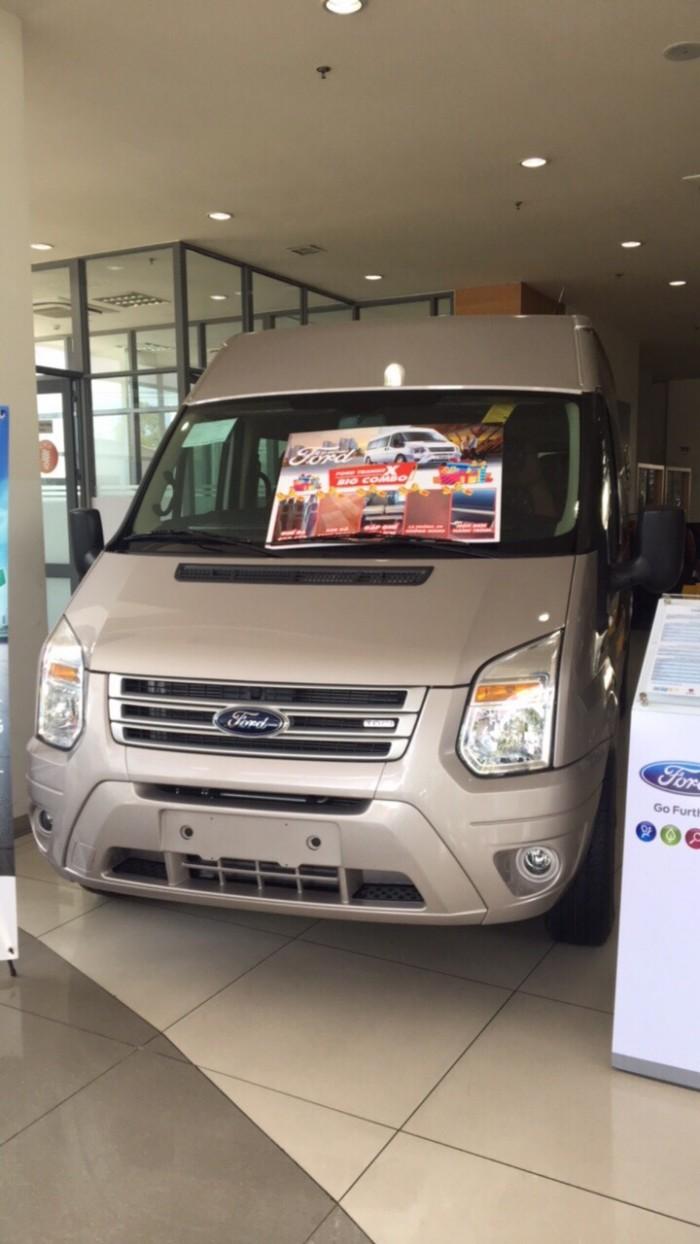 Ford Transit 2019 _Xe có ngay giao cho khách hàng trong tháng,KM lớn nhất trong tháng