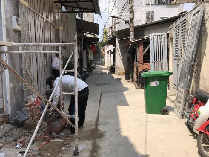 Bán nhà mới xây Dương Văn Dương, Tân Phú. DT 7,2m x 5,5m. hẻm 3m