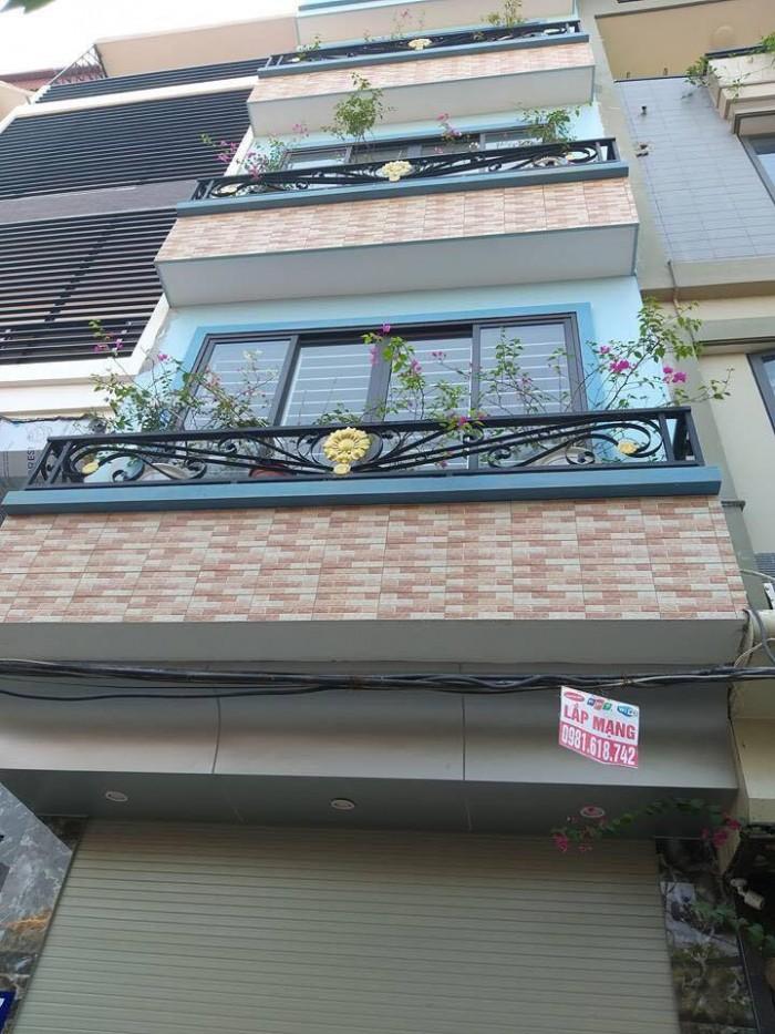 Nhà Trương Định, Phân Lô, Ô Tô vào nhà, S 43m