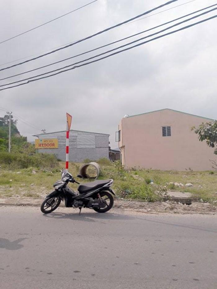 Đất mặt tiền khu đô thị Phước Lý