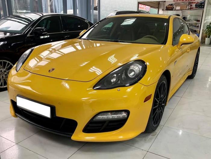 Porsche Panamera sản xuất 2010 đăng kí 2011