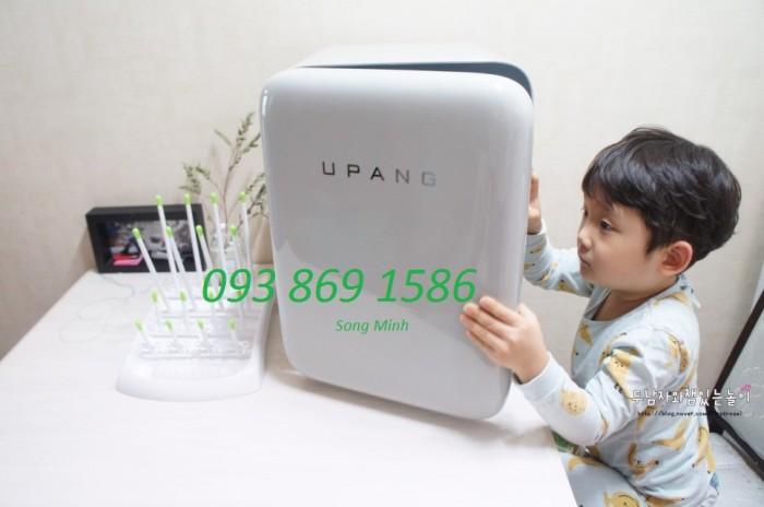 Máy tiệt trùng bình sữa đa năng Upang Pl5
