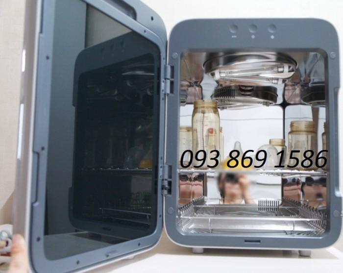 Máy tiệt trùng bình sữa đa năng Upang Pl4