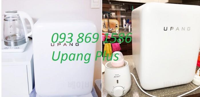 Máy tiệt trùng bình sữa đa năng Upang Pl8