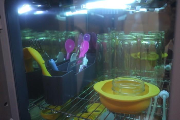Máy tiệt trùng bình sữa đa năng Upang Pl13