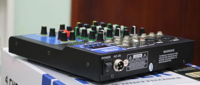 Mixer karaoke bluetooth YAMAHA F4-USB nhỏ gọn chuyên xài cho sân khấu vừa và nhỏ5