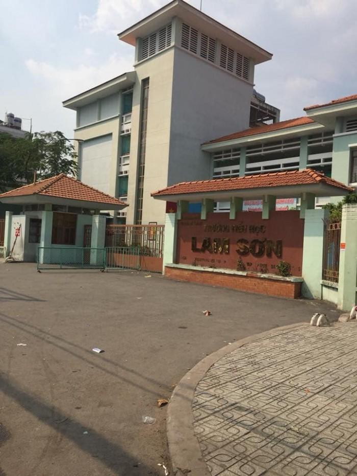 Bán nhà mới Lê Văn Thọ Gò Vấp (5x11m)