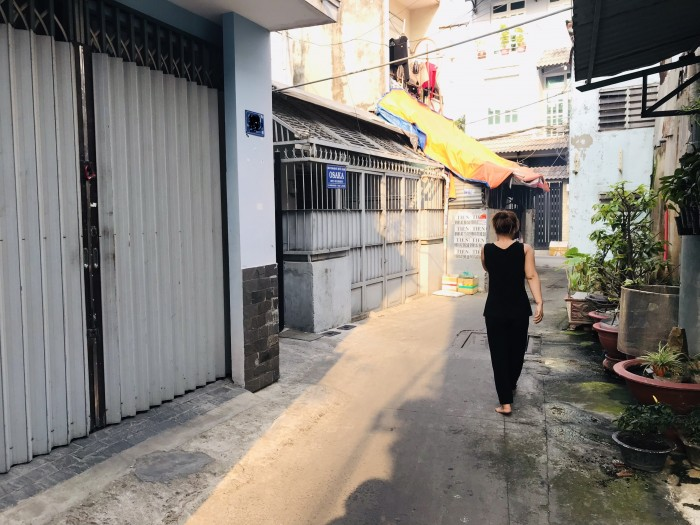 Bán nhà Phùng Chí Kiên, Tân Phú. DT 3,5x9. 1 lầu.