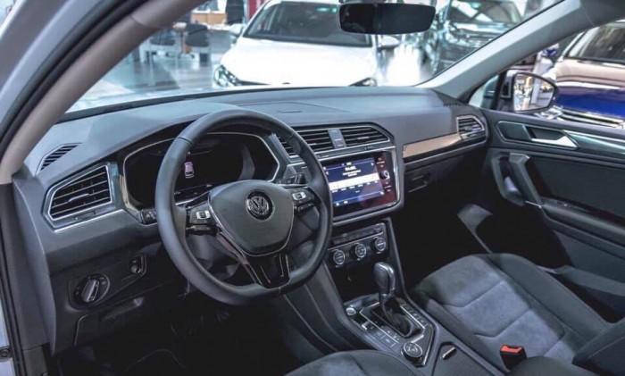 VW Tiguan Allspace 2019- Mẫu SUV 7 chỗ đủ màu giao ngay