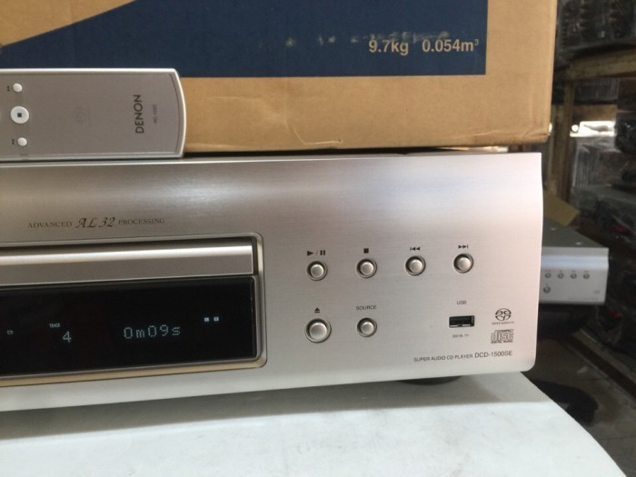 Bán chuyên CD denon 1500SE hàng bải tuyển chọn từ Nhật về4