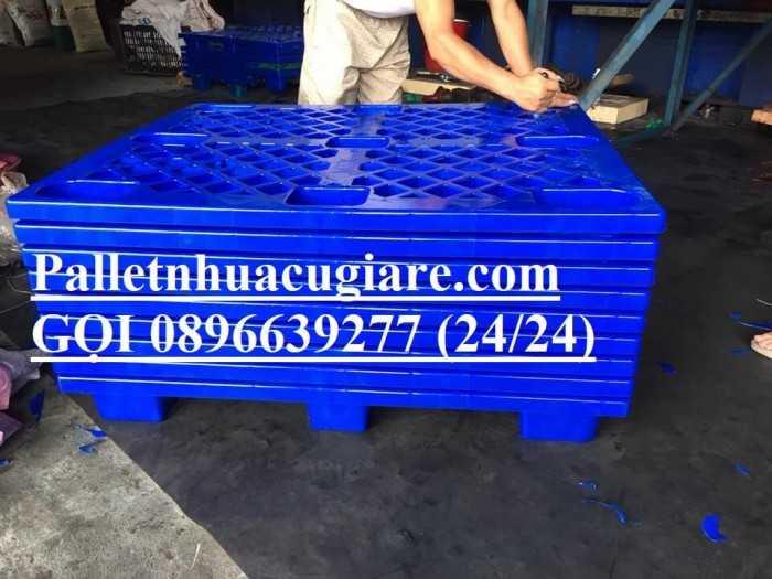 Kích thước pallet nhựa - Pallet nhựa cũ TPHCM - Hotline: 0896639277 (24/24)