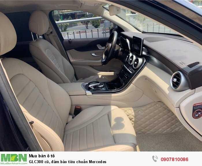 GLC300 cũ, đảm bảo tiêu chuẩn Mercedes