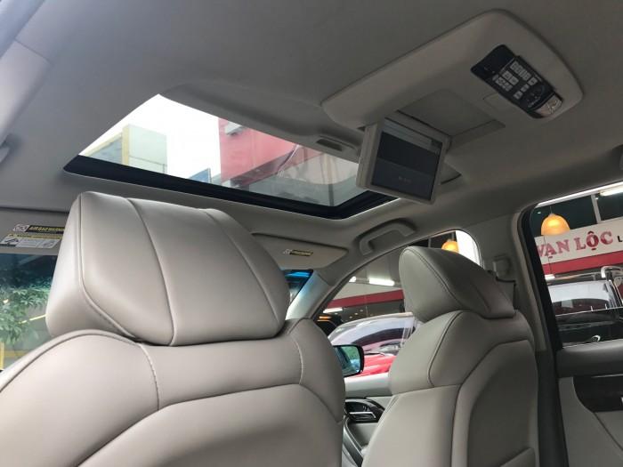 Acura MDX 2011 màu đen 10