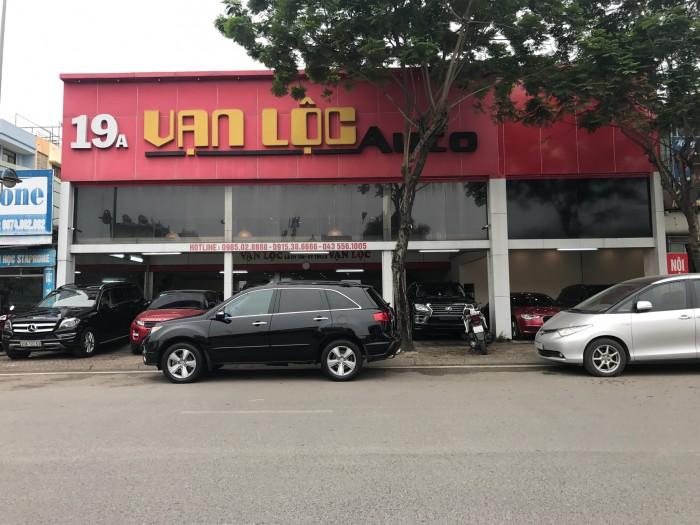 Acura MDX 2011 màu đen 2