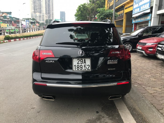 Acura MDX 2011 màu đen 0