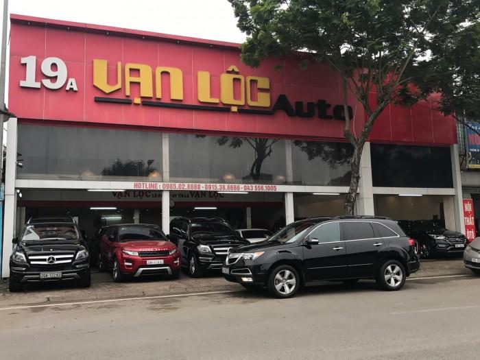 Acura MDX 2011 màu đen