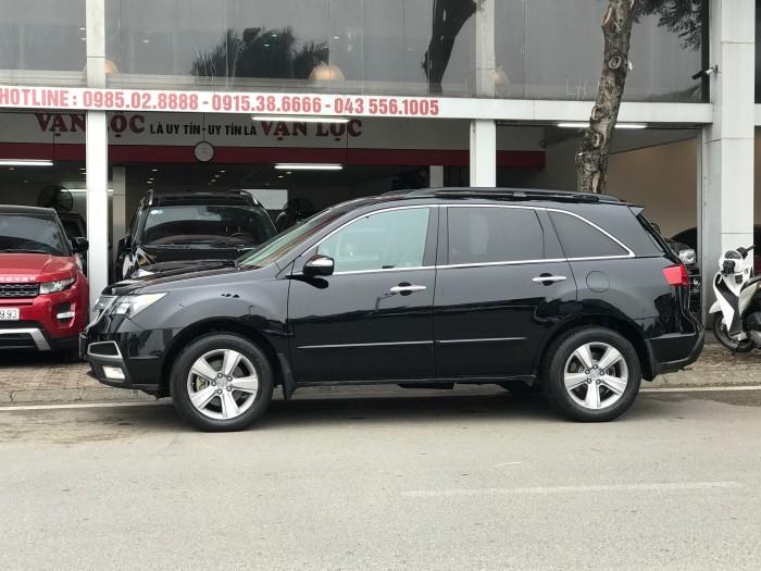 Acura MDX 2011 màu đen 4