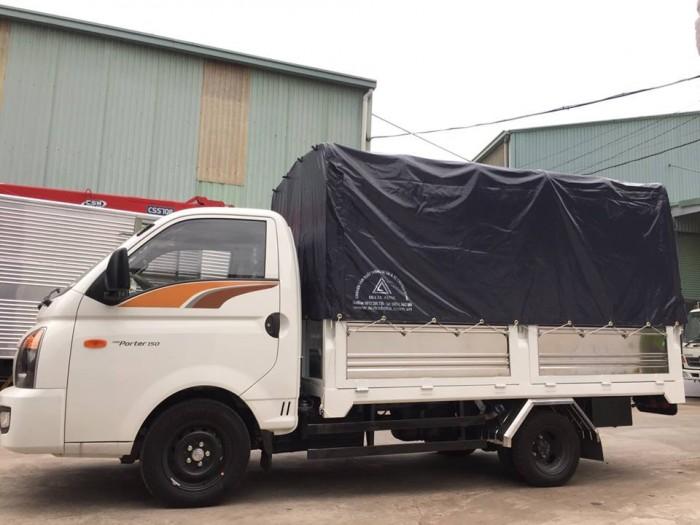 Xe tải Hyundai Porter H150 - Tải 1,5 tấn