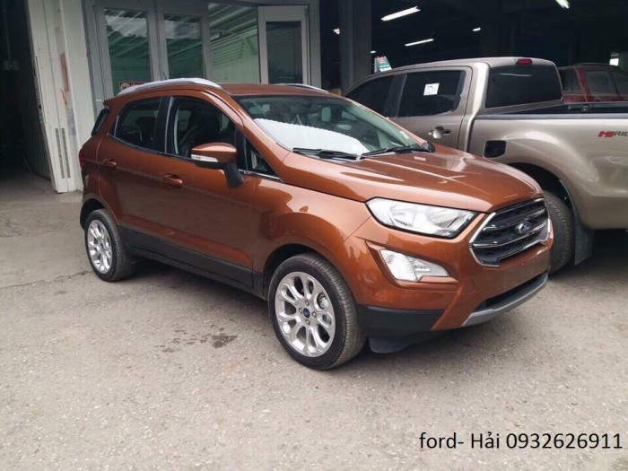 Ford Ecosports - Giá cực shock trong tháng,hỗ trợ vay ngân hàng 100% 3