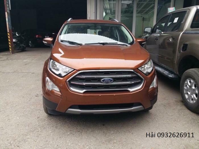 Ford Ecosports - Giá cực shock trong tháng,hỗ trợ vay ngân hàng 100%
