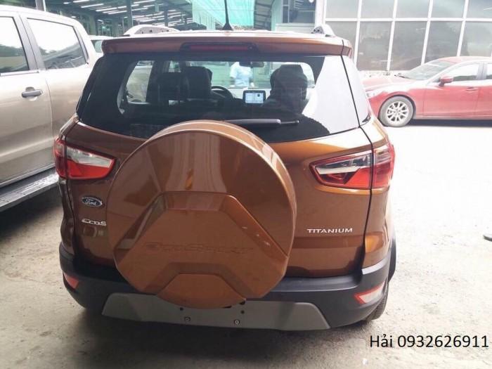 Ford Ecosports - Giá cực shock trong tháng,hỗ trợ vay ngân hàng 100% 0