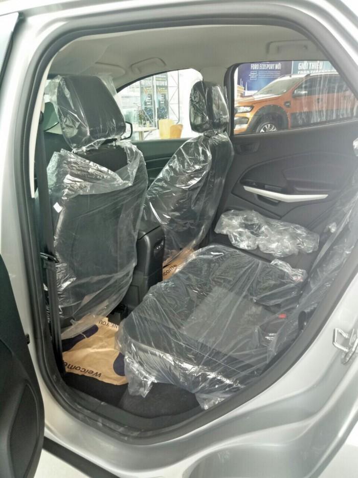 Tân Bình_ Ford Ecosport Màu Bạc _xe giao ngay, chỉ cầu 160tr có ngay