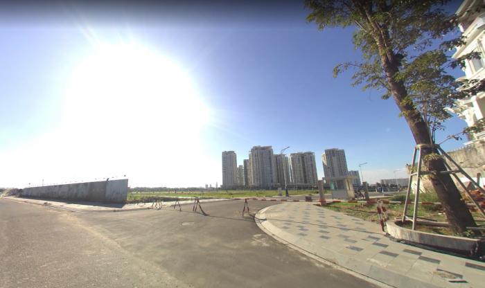 Bán đất đường TRương Văn Bang Quận 2 1 nền, có sổ sang tên ngay