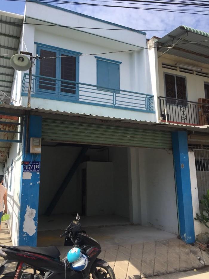 Cho thuê phòng mặt nhà, hẻm đường Tô Ký, đối diện MN Bông Sen