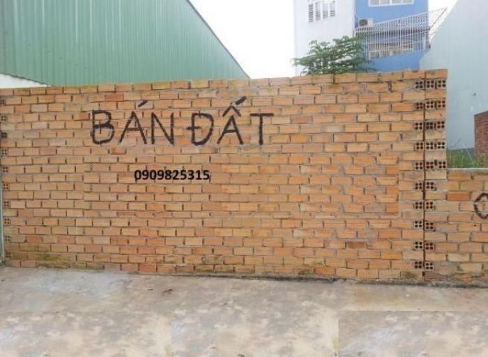Đất nền thổ cư (4x18) KDC Bình Phú Q6 giá rẻ