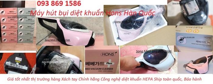 Máy Hút Bụi Hon Máy hút Bụi cầm tay, mini, giường nệm, Hons, diệt khuẩn, Hons 200023