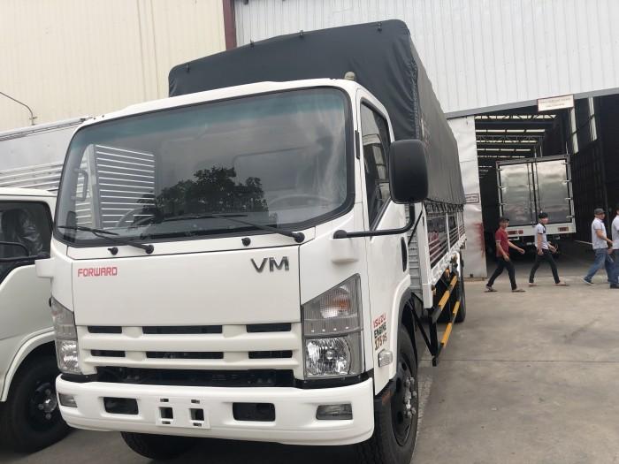 Bán xe tải Isuzu VM 8t2 không phát sinh